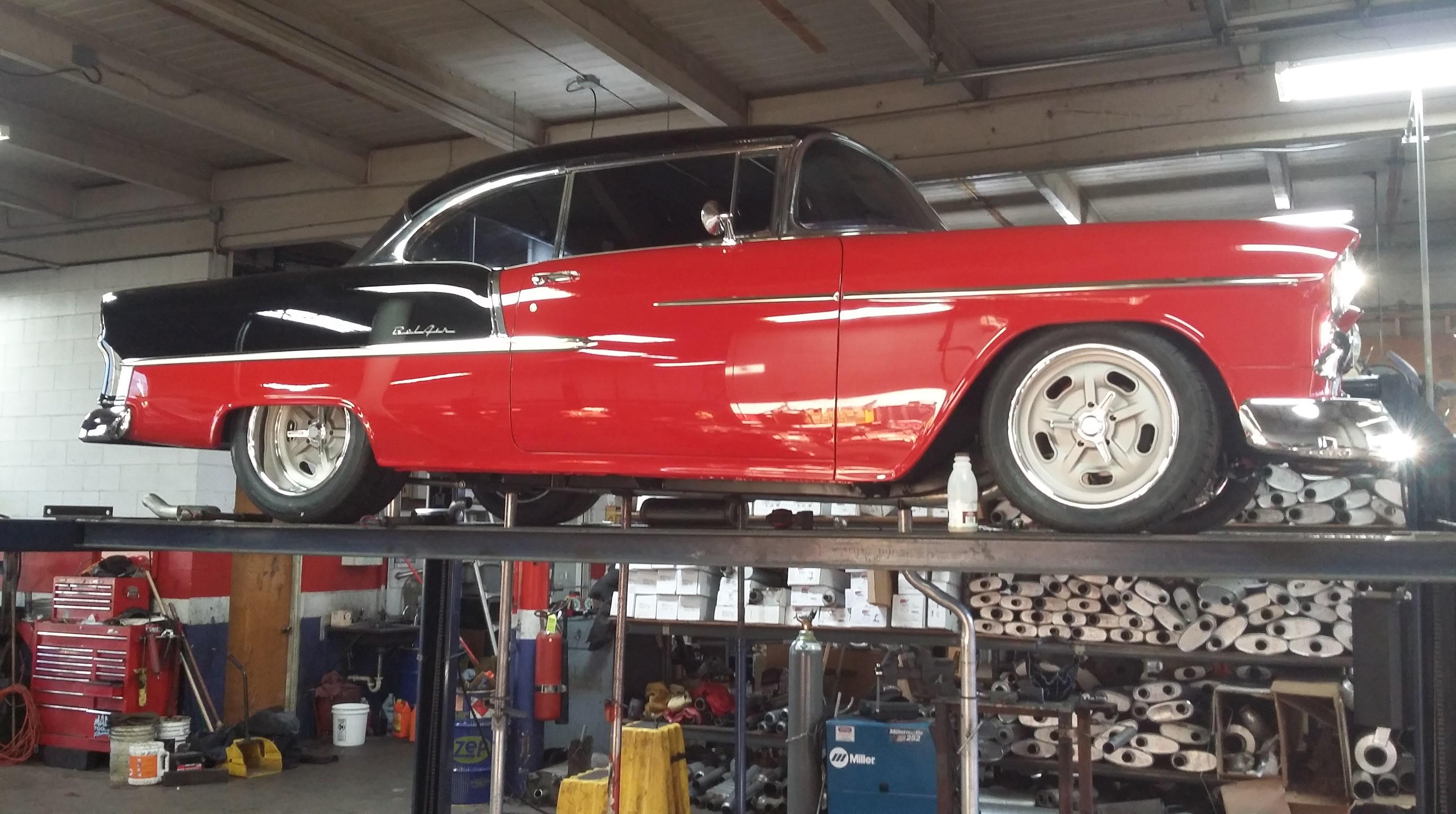 Custom Exhaust Service and Repair in Burlington, WA | Ben